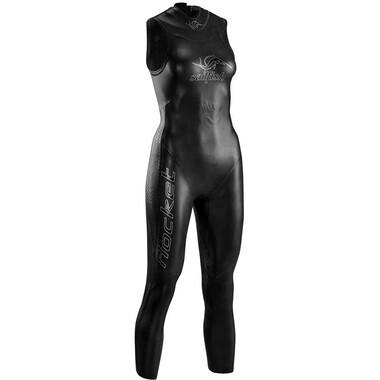 Combinaison Intégrale SAILFISH ROCKET 2 Femme Sans Manches Noir 2021